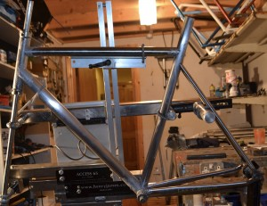 340b4bfa3a6 In recent years we have seen major advances in Steel tubing. Custom Built Steel  frames can now be built almost as light as the lightest carbon frame.