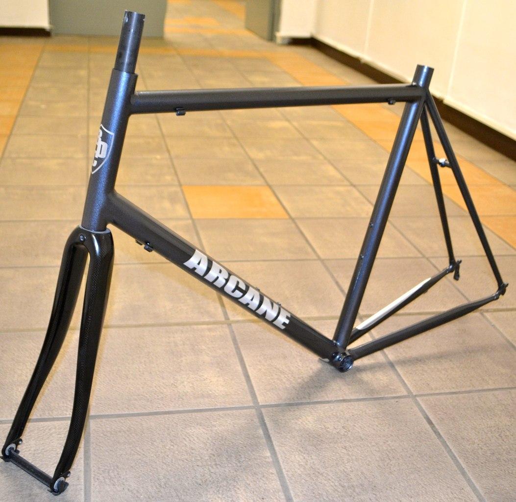 Arcane XXL Custom Audax Frame