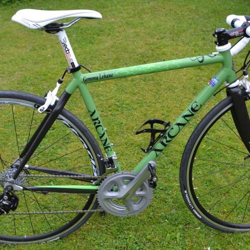 Arcane Spirit WSD Race Bike