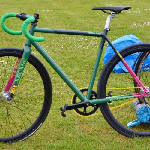 Arcane Custom Track Bike