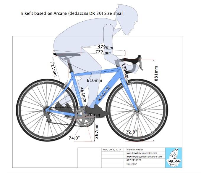 Arcane Carbon – Bicycle Design Centre