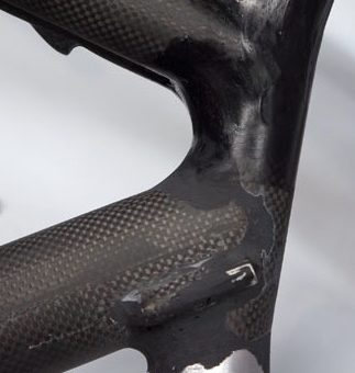 Custom Carbon Frames